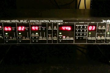 TC Electronic 2290 Delay